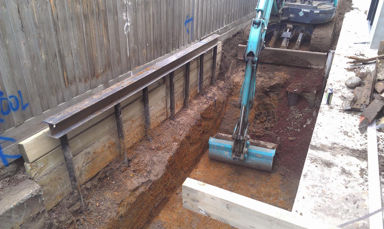 Screw Piling Contractors Melbourne Steel Foundation